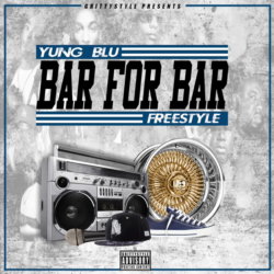 Фристайл от Yung Blu «Bar For Bar»