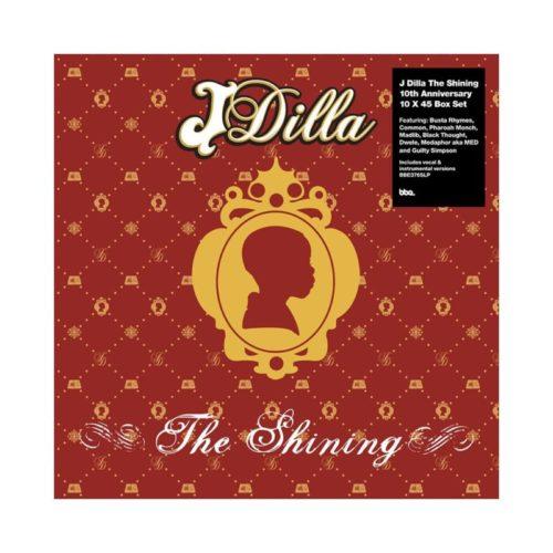 J Dilla — «The Shining». Переиздание к 10-летию со дня релиза