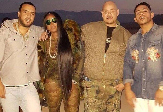 Новое видео: Fat Joe & Remy Ma — «Cookin» Feat. French Montana & RySoValid