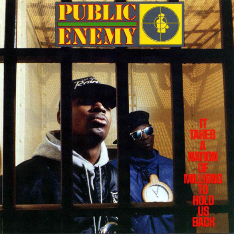 Public Enemy – «Takes a Nation of Millions» (1988)