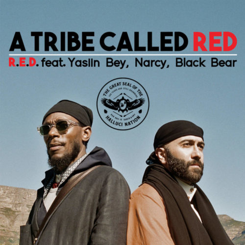 Новое видео: A Tribe Called Red — «R.E.D.» (Feat. Yasiin Bey AKA Mos Def, Narcy & Black Bear)