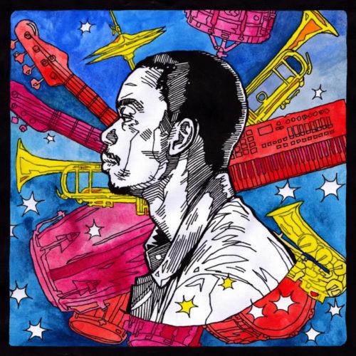 JSWISS — «No Music EP». Современный джаз-рэп