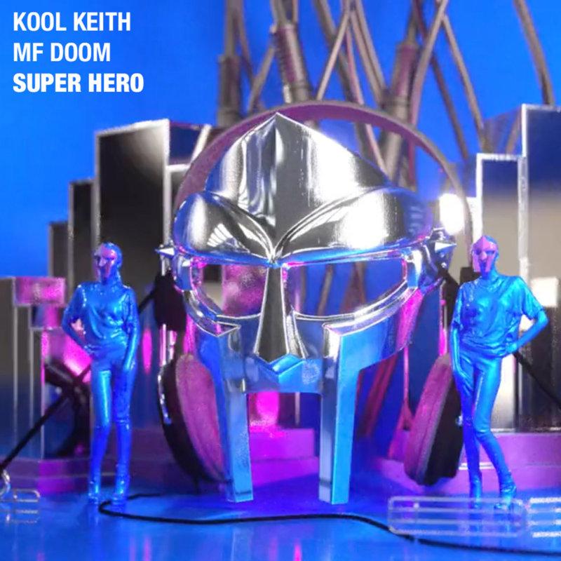 Премьера сингла: Kool Keith — «Super Hero» (feat. MF DOOM)