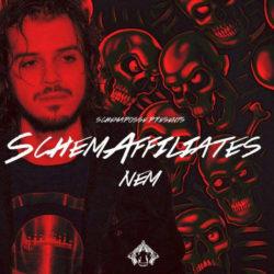NEM из Schemaposse выпустил новый, 40-трэковый релиз «SchemAffiliates»