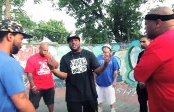 D12 с новым видео «Raw As It Gets», при участии Lazarus