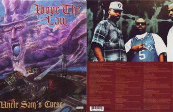 Классический G-Funk альбом Above The Law «Uncle Sam's Curse» актуален как никогда!