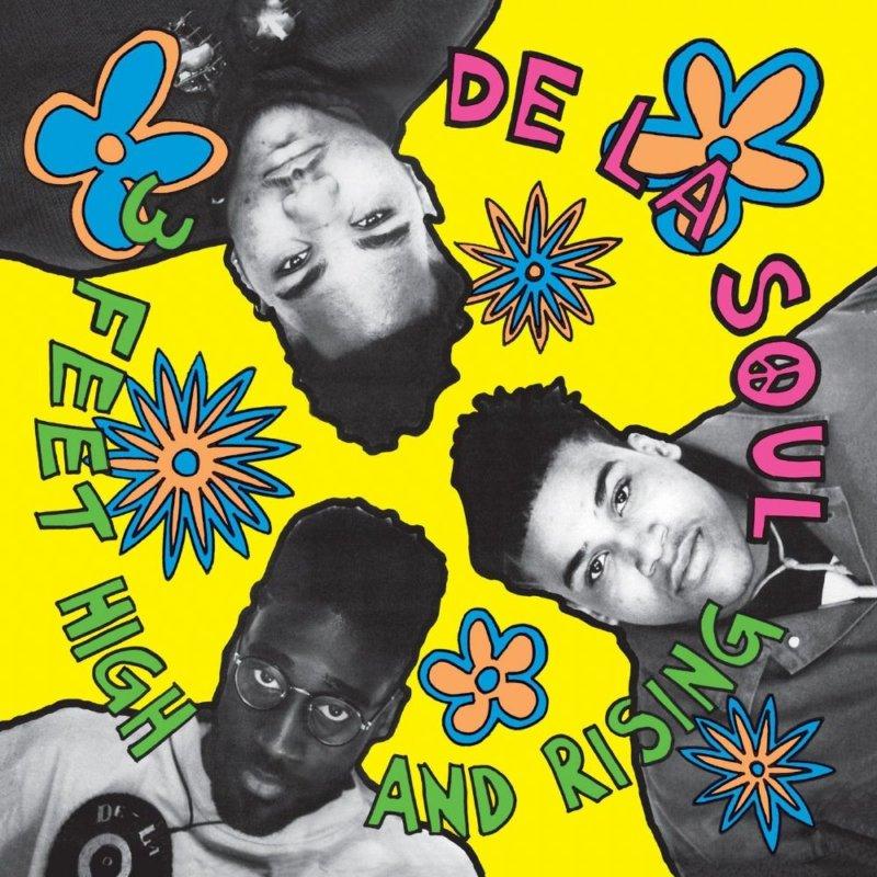 De La Soul – «3 Feet High and Rising» (1989)