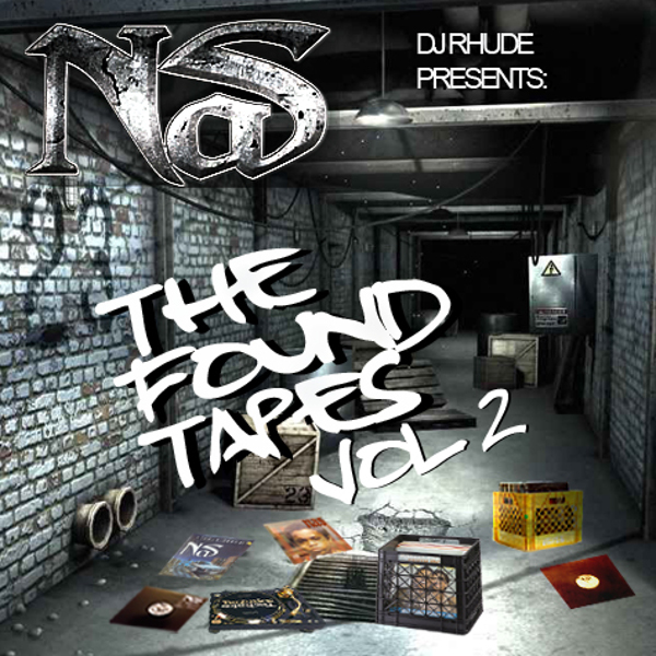 Nas – «The Found Tapes Vol.2». Премьера компиляции