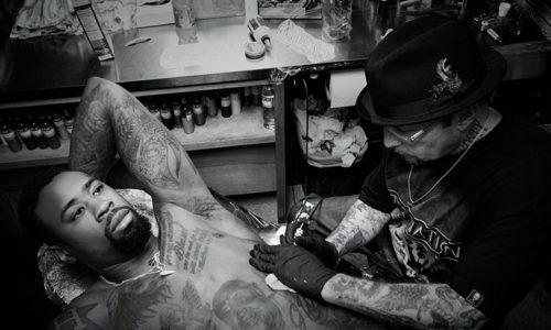 Легендарный татуировщик Freddy Negrete из Восточного L.A. рассказал о том как бандитские чикано татуировки эволюционировали в его любимую форму искусства