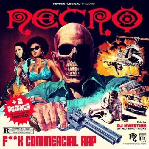 Премьера сингла: Necro — «Fuck Commercial Rap»