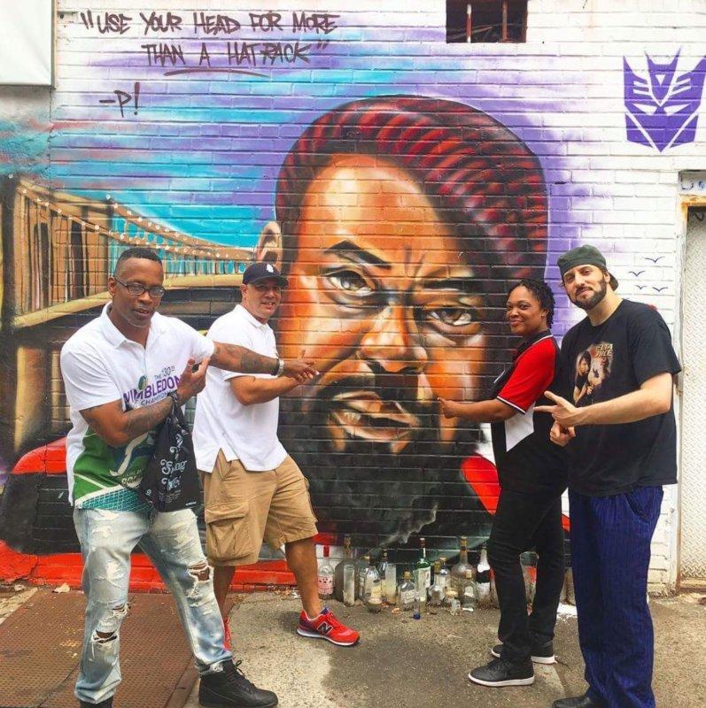 Новое видео Sadat X при участии  R.A. the Rugged Man и Thirstin Howl III «Industry Outcast's»