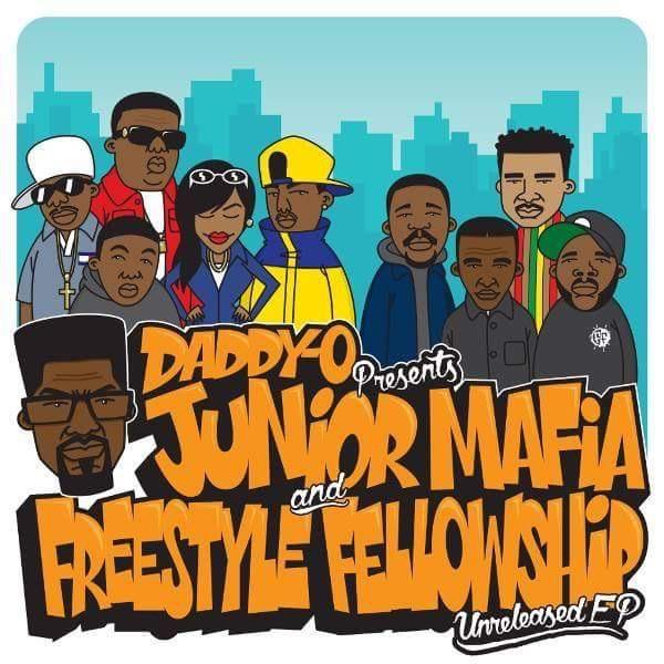3 минуты!!! За такое количество времени распродали винил с новым неизданным материалом Notorious BIG и Junior MAFIA