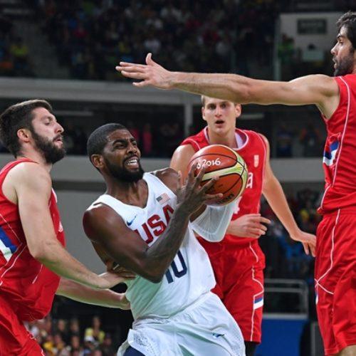 Завтра! СЕРБИЯ vs США — матч за олимпийское золото по баскетболу!