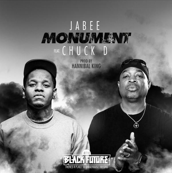 «Слушайте своё сердце, слушайте свою душу!» Новый трек Jabee «Monument» при участии Chuck D (Public Enemy)