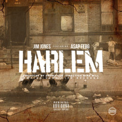 Премьера клипа: Jim Jones Feat. A$AP Ferg — «Harlem»