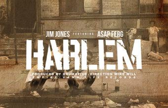 Премьера клипа: Jim Jones Feat. A$AP Ferg — «Harlem»