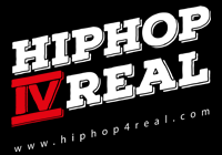 Лого hiphop4real.com