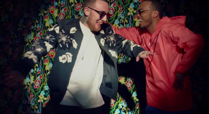 Mac Miller и Anderson .Paak экранизировали сингл «Dang!»