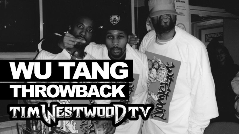 Tim Westwood выложил 52-минутный фристайл Wu-Tang Clan