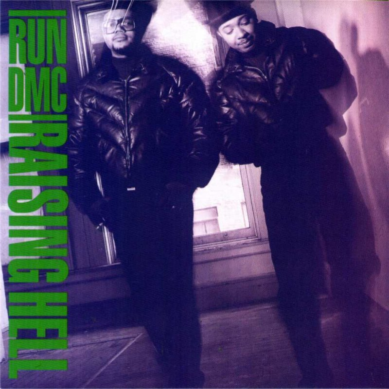 Run-D.M.C. – «Raising Hell» (1986)