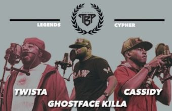 Twista, Ghostface Killah и Cassidy тряхнули стариной и записали сайфер