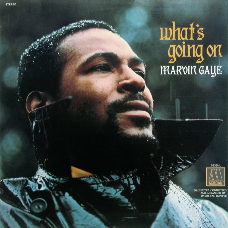Marvin Gaye – «What's Going On» (1971)