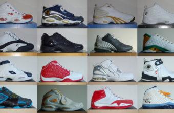 Вся история именных кроссовок от Allen Iverson. Часть 2