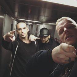 Германия: BONEZ MC & RAF CAMORA feat HANYBAL — ATTACKIEREN