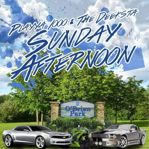 Playya 1000 and The Deeksta «Sunday Afternoon». Премьера клипа на классический G-Funk трэк!