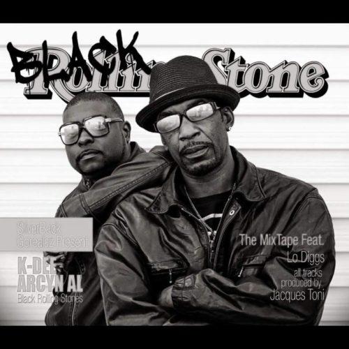 Премьера микстейпа! K-Dee & Arcyn Al «Black Rolling Stone»