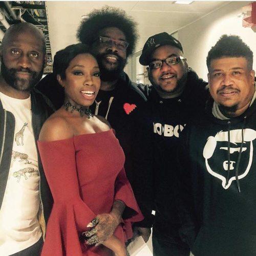 """De La Soul, Estelle и The Roots выступили на шоу Джимми Фэллона с треком «Memory Of… (US)"""""""