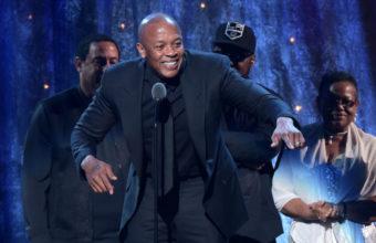 Dr. Dre является самым богатым рэппером за последние 10 лет