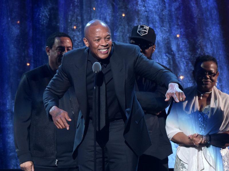Dr. Dre является самым богатым рэпером за последние 10 лет