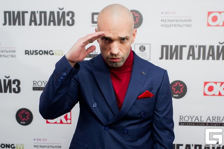 Лигалайз выступил в программе «Вечерний Ургант»