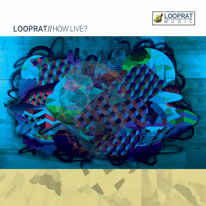 LOOPRAT — «How Live?». Новый джаз-рэп релиз