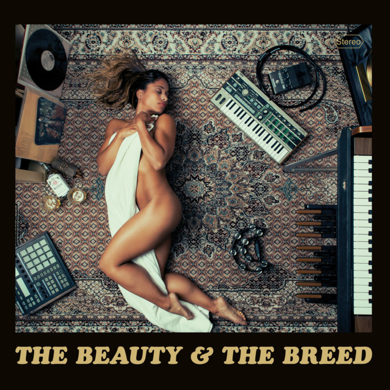Свежий G-Funk релиз из Германии: The BREED «The Beauty & The Breed»