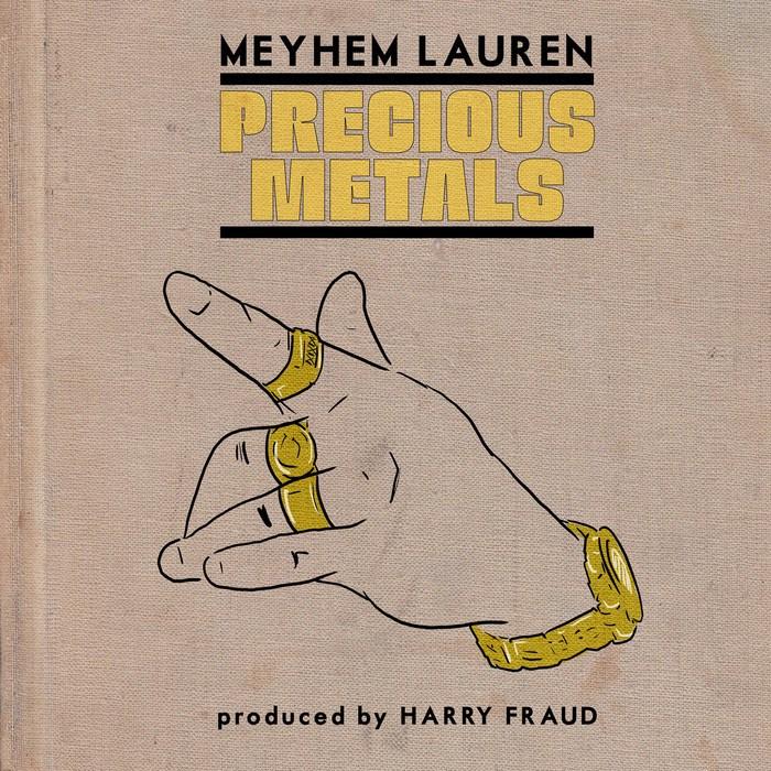 Meyhem Lauren & Harry Fraud — «Precious Metals»