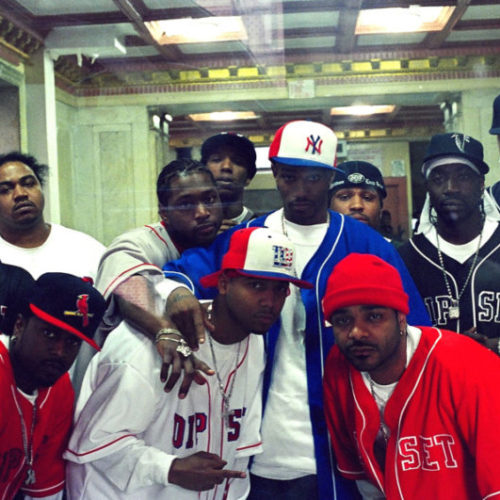 Один день в Гарлеме с Cam'ron и Dipset