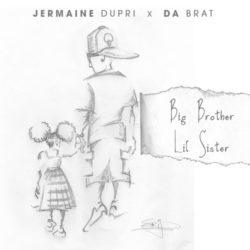 "Jermaine Dupri и Da Brat с треком «Big Brother, Lil' Sister"", с предстоящего совместного релиза"