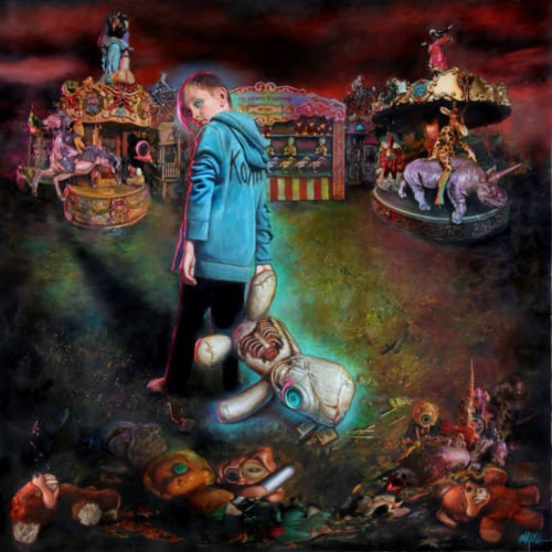 Korn – «The Serenity of Suffering»