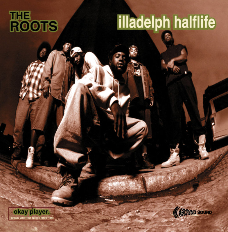 The Roots «Illadelph Halflife» (1996)