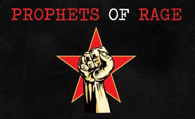 Prophets Of Rage выпустили первое видео!