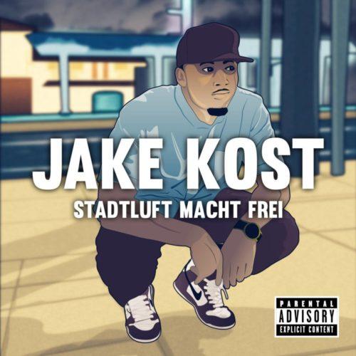 Jake Kost — «Stadtluft Macht Frei». Новый альбом