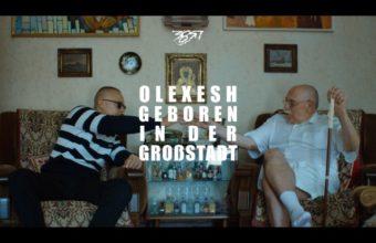 Olexesh о любимом Киеве в клипе «GEBOREN IN DER GROßSTADT»