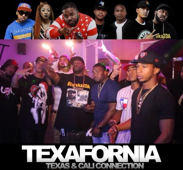 Техас + Калифорния в видео Collarossi «Texafornia»