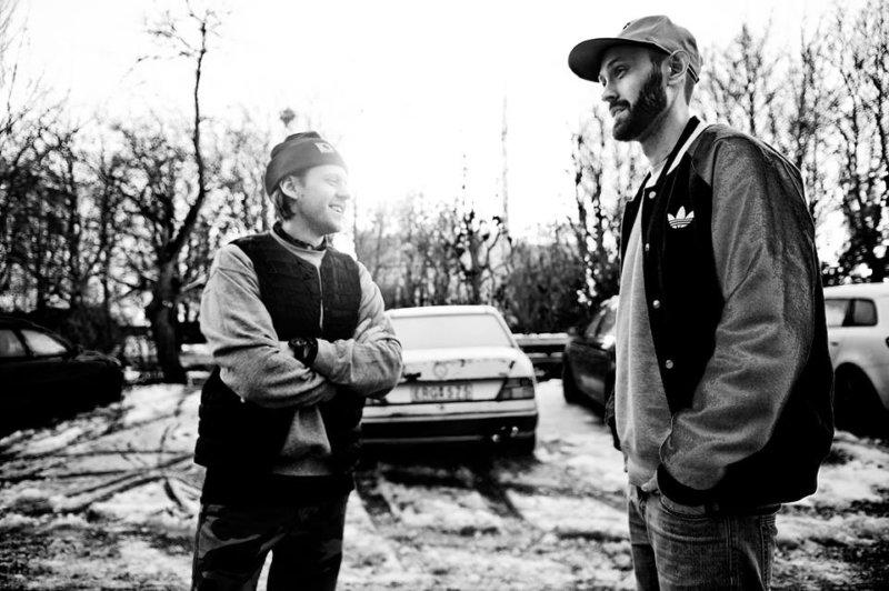 Настоящий хип-хоп из Швеции: Professor P & DJ Akilles «Michelangelo»