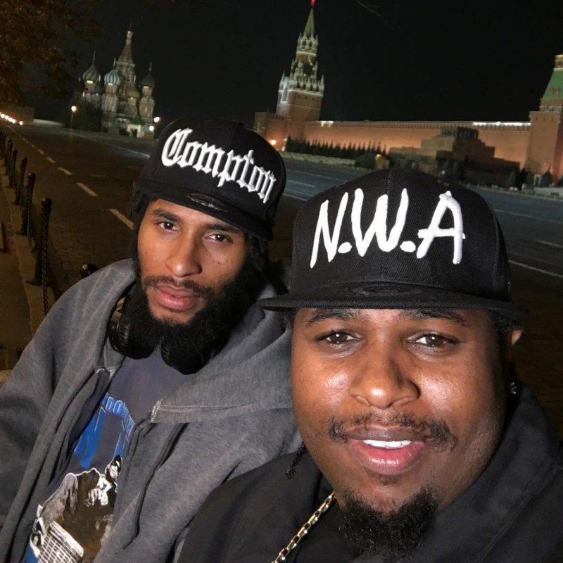 Lil Eazy-E и Baby Eazy-E (E3) выступили в Москве: как это было