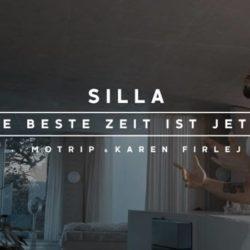 Германия: незамысловатый, но красивый клип от Silla (feat. MoTrip & Karen Firlej) — «Die beste Zeit ist jetzt»