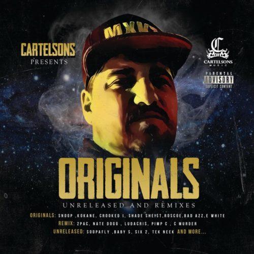 Cartelsons «Originals, Unreleased And Remixes»