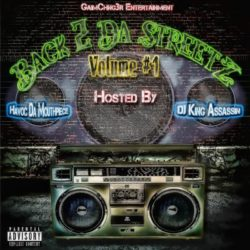 Gaimchng3r presents: Back 2 Da Streetz Volume #1